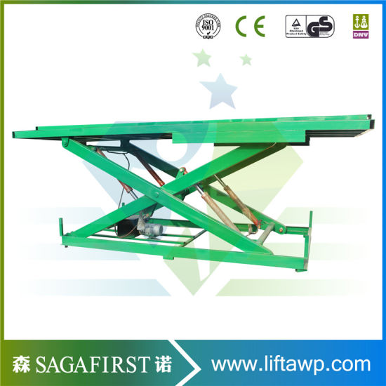 Home Use Basement Custom Scissor Lifting Lift pictures & photos