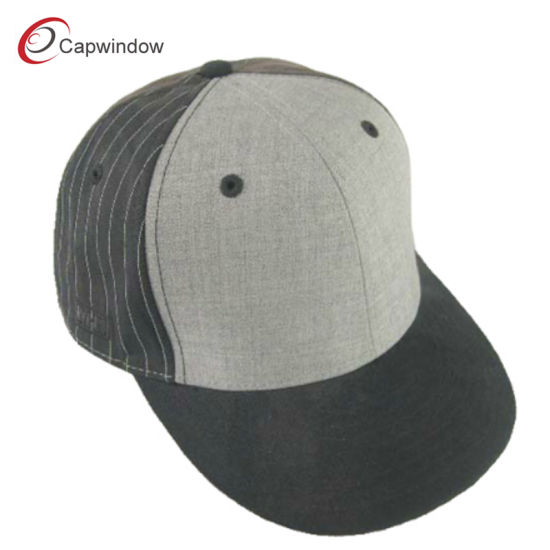 Fashion Two- Tone Custom Snapback Hat with Cotton (CW-0407) pictures   70166222c8ad