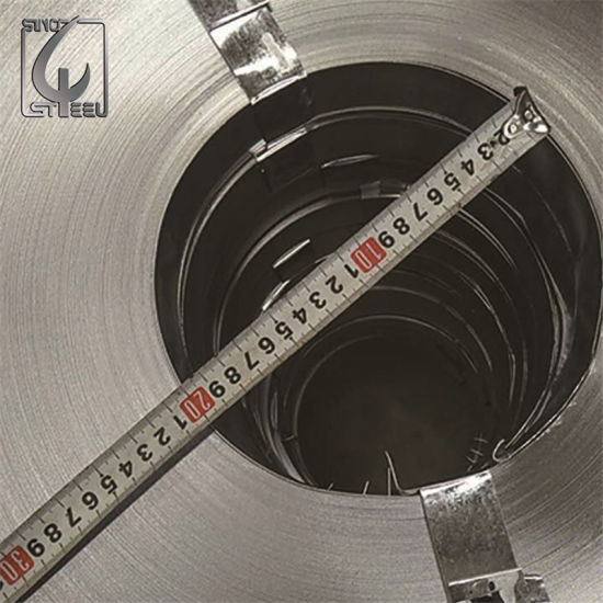 Q195 Galvanized Steel Strip Coil with High Quality pictures & photos