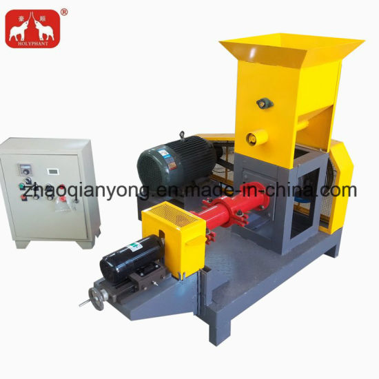 Pet Food Pellet Making Machine Cat Fish Dog Feed Extruder pictures & photos