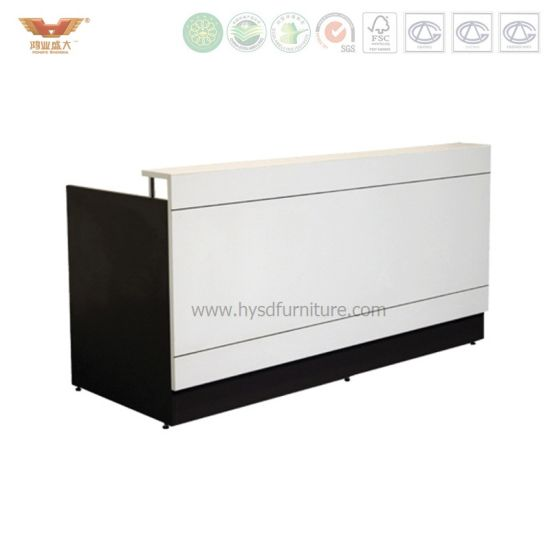 Modern Furniture Custom Design Ping Mall Reception Desk