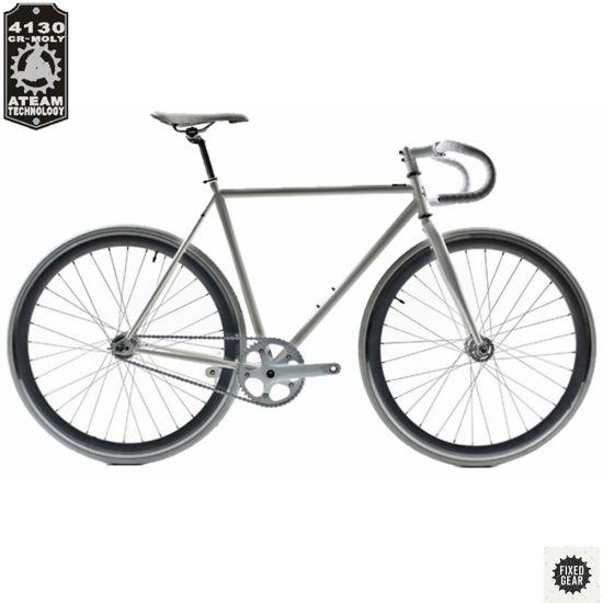 9ea2adfb3 Fixie Bike Am8 -700c Single Speed Teal State Bike Fixed Gear Freewheel Bicycle  Bicicleta Triciclo Adulto