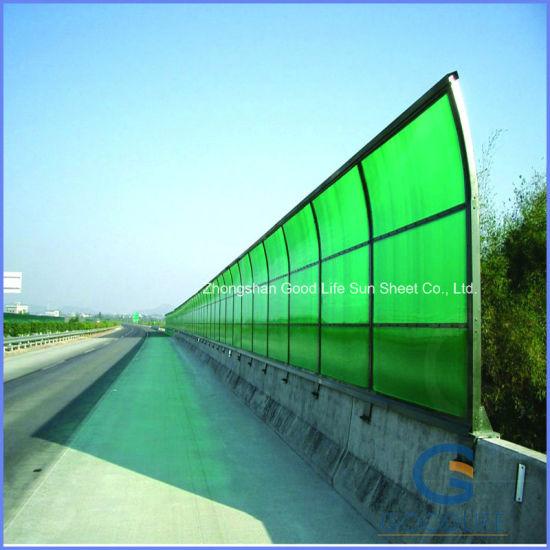 Highway Sound Barrier Wall Sound Insulation