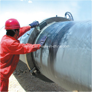 Od-Mounted Pneumatic Pipe Cutting and Beveling Machine pictures & photos