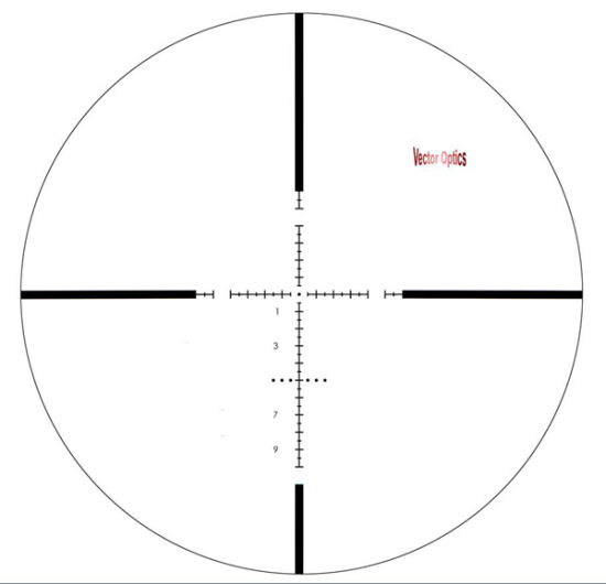 Wholesale Vector Optics Marksman 4.5-18X50 Crystal Clear Best Tactical Rifle Hunting Scopes with Mpt1 Reticle 1/10 Mil 1cm 0.1mrad Killflash Scope Mounts Rings pictures & photos