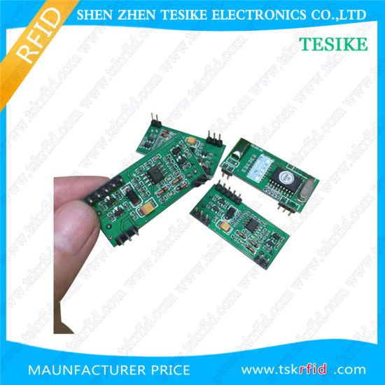 125kHz RFID Reader Module with Antenna Coil Embedded Access Control
