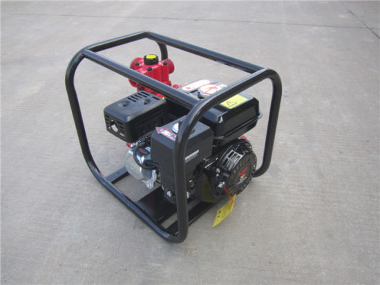 2015 Latest 2 Inch High Pressure Gasoline Engine Fire Pump pictures & photos