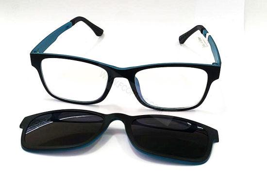 Fashion Clip on Polarized Sunglasses