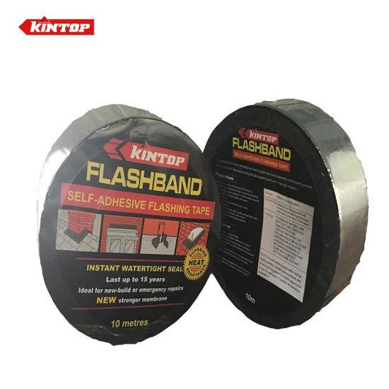 Self Adhesive Tape Bitumen Waterproof Flashing Tape