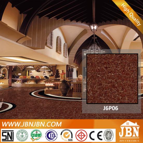 China Red Pulati Double Loading Porcelain Floor Tile J6p06 China