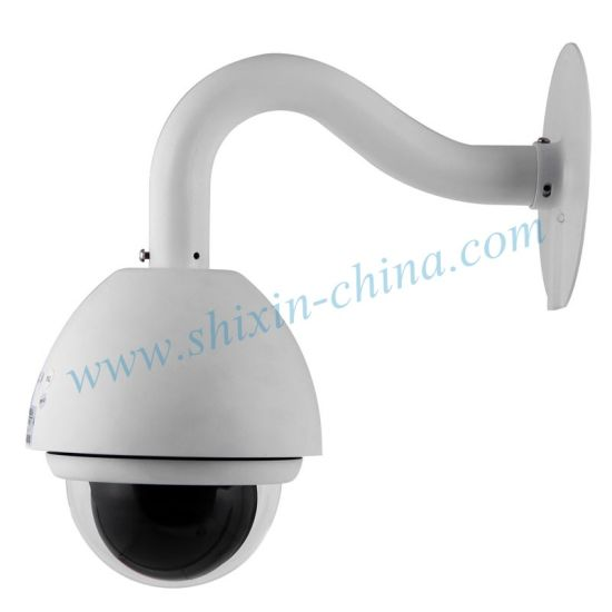 10X Optical/Digital Zoom High Speed Dome IP Video Camera (IP-650H) pictures & photos