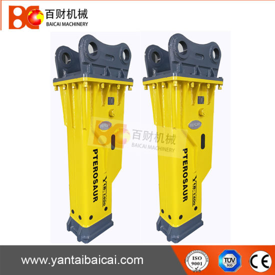 20-26tons Hydraulic Bead Rock Breaker for Mining Explore pictures & photos