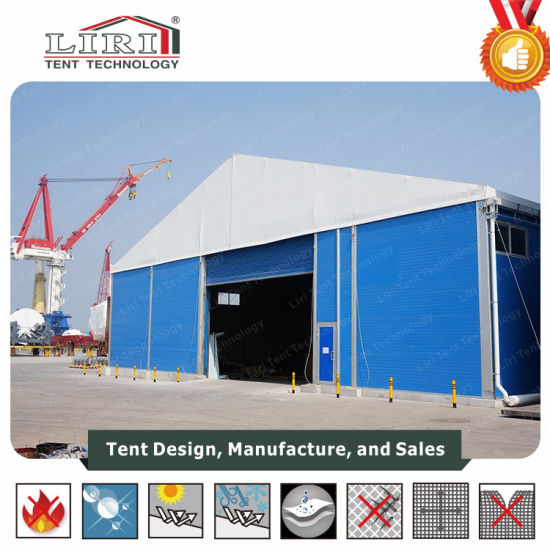 Industrial Tent Temporary PVC Warehouse Tent Storage pictures & photos