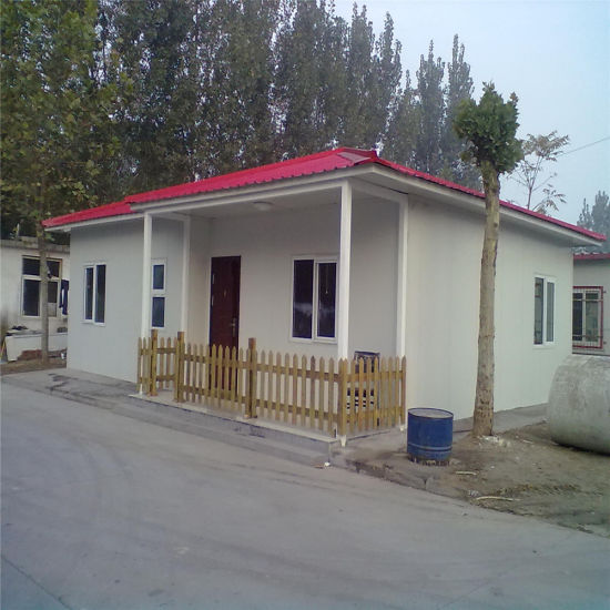 Modular Prefabricated Steel Structure House for Private Living pictures & photos