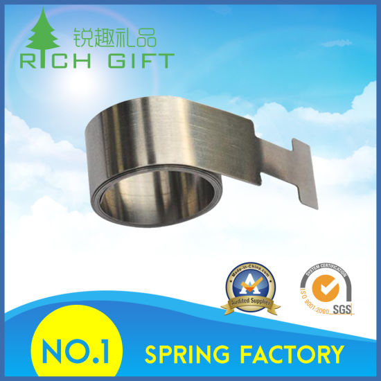 Professional Manufacturers Stainless Steel Pagoda Compression Spring for Electrical Appliances pictures & photos