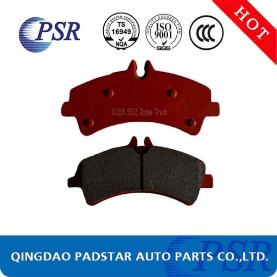 China Manufacturer High Quality Semi-Metallic Brake Pads for Mercedes-Benz pictures & photos