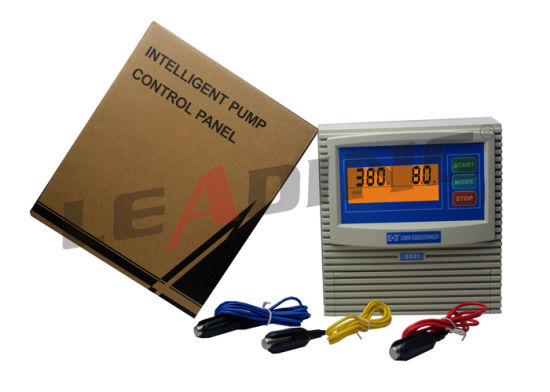 Integrated Design Intelligent Pump Controller 50Hz Frequency with Segment Display