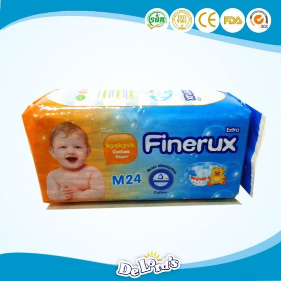 China Wholesale Market Cheap Price Baby Diaper pictures & photos