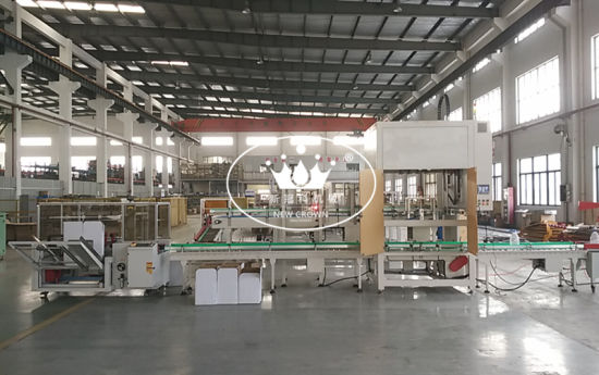 Carton Box Packing Machine (YFZX-6) pictures & photos