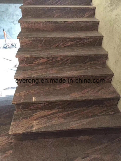 Natural Imported Marble U0026Granite Step/Stair Treads With Anti Slip Nosing