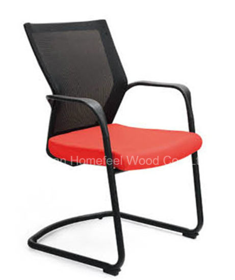 High Quality Office Mesh Guest Conferrence Meeting Waiting Chair (HF-CH146C) pictures & photos