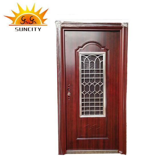 Wrought Iron Door Price Exterior Steel Door