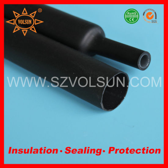 8/2mm Adhesive-Lined Heat Shrinkable Tubing pictures & photos