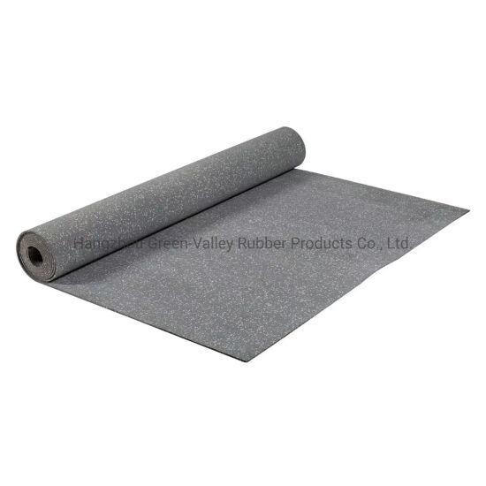 Crossfit Gym Garage Rubber Flooring