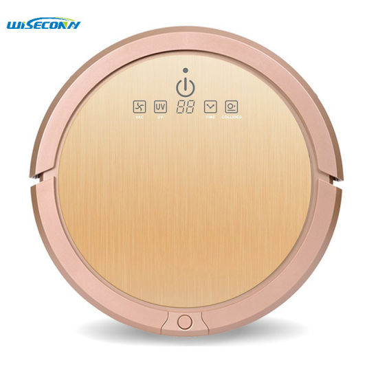 Wet and Dry Robot Vacuum Cleaner with APP, Auto Charging