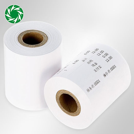 Cash Register POS ATM Receipt Thermal Paper