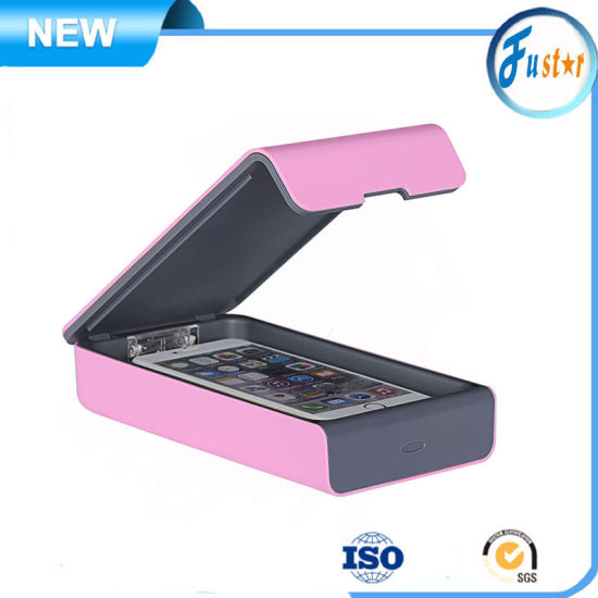 High Effecient UV C Light Mobile Phone Sterilizer / Sanitizer Huawei Mobile Phone with Phone Charger pictures & photos