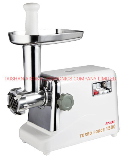 Mg-150 Small Meat Grinder with Button Ce Approval