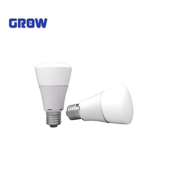 8W/10W/12W Plastic Plus Aluminum LED Bulb Light