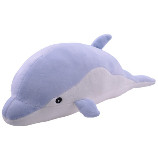 Wholesale new product peluche personalizado kawaii plush dolphin soft toy