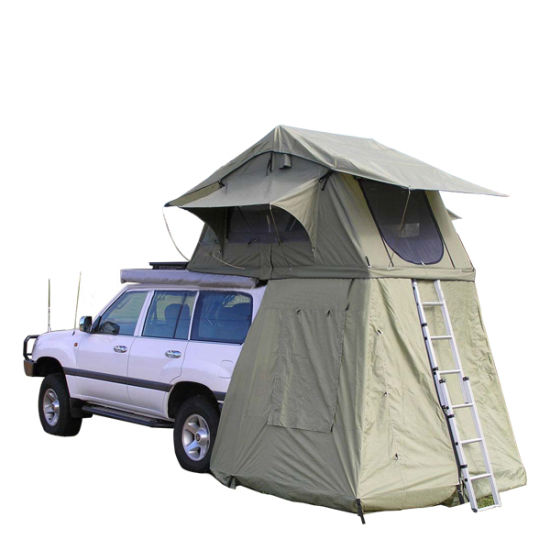 Family Roof Top Tent Used Outside Camping pictures & photos