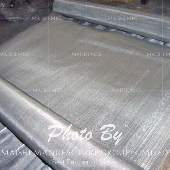 304_316_Stainless_Steel_Wire_Cloth_For_ Filtration pictures & photos
