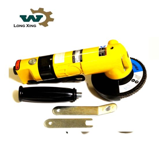 4 Inch Air Pneumatic Grinder 100mm Professional Mini Angle Grinder China Factory