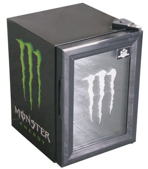 Mini Countertop Beverage Showcase Beer Cooler Without Light Box (JGA-SC21)
