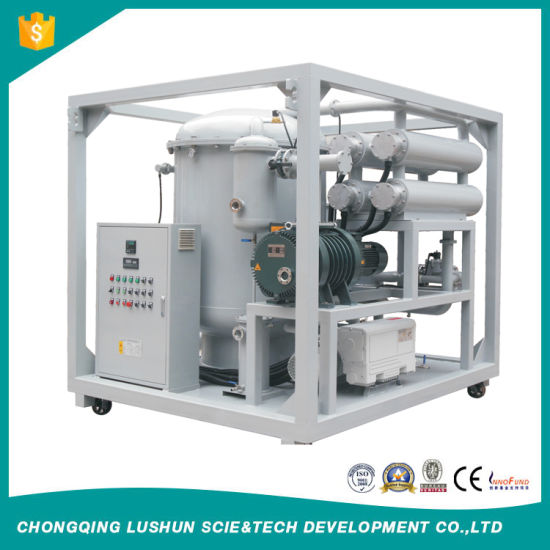 Transformer Vacuum Oil Purification for Electrical Power System