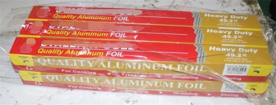 China Aluminum Foil Factory Manufacturer with 12 Years pictures & photos