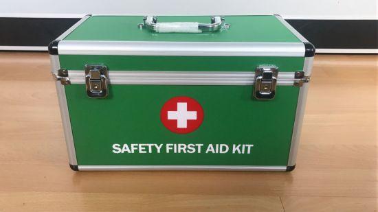 Aluminum Medical Case/First Aid Case (KeLi-1109)