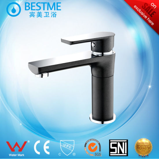 High Quality Black Color Faucet Mixer (BF-B10031) pictures & photos