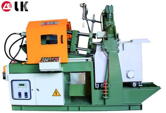Lk 100 Ton Zamak/Zinc Horizontal Hot Chamber Die Casting Machine
