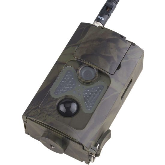 Hc-550m Wild Camera Photo Traps Digital Hunting Wildlife Camera GSM MMS Hc550m Hunting Trail Camera pictures & photos