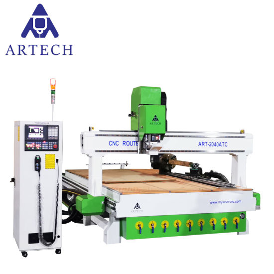 2040 Atc CNC Router for Wood Carving Machine From Jinan pictures & photos