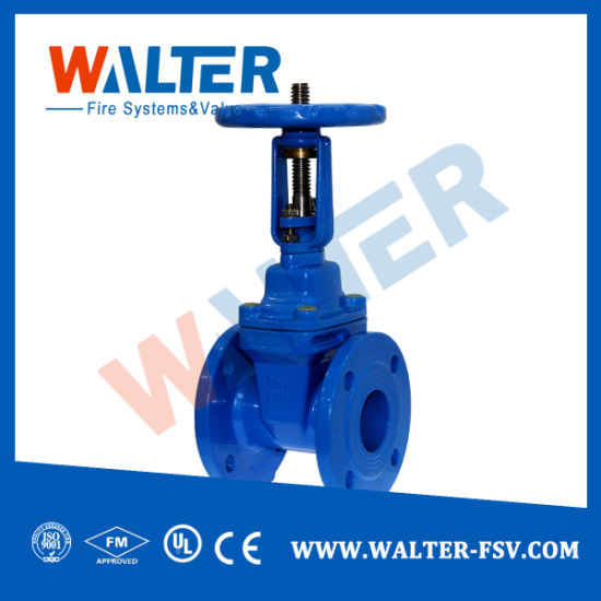 OS&Y Gate Valve for Firefighting