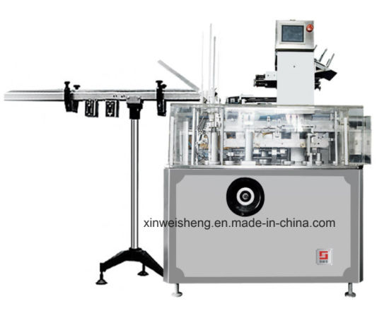 Injection Bottled Intermittent Automatic Cartoning Machine (for pharmaceutical) pictures & photos