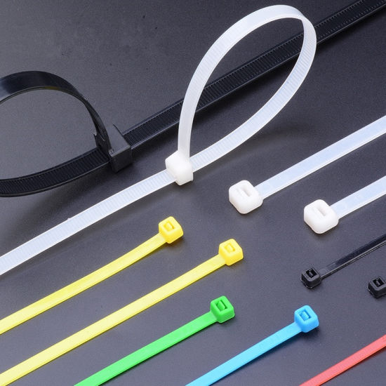 Ce Certified Nylon Cable Tie IP66 Approval