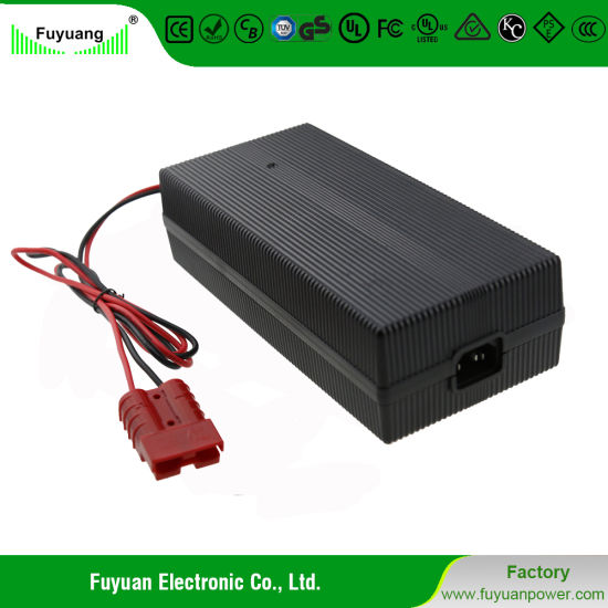 Anderson Connector 29.4V 10A High Power Li-ion Battery Charger