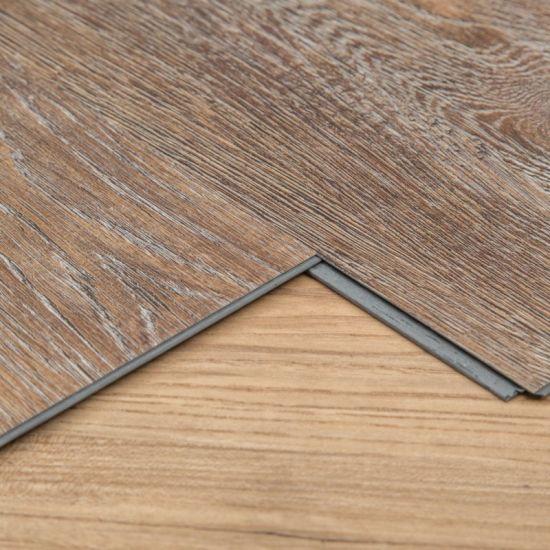 China Lvt Pvc Click Flooring Planks Vinyl Wood Flooring Tiles